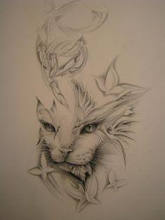 cereja tattoo 3d - Pesquisa Google