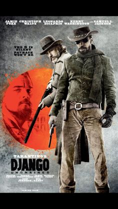 Django Unchained - Fave movie of 2012