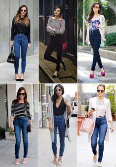 calça-cintura-alta-skiny #pants