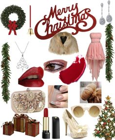 """Christmas Time"" by luisveiga on Polyvore"