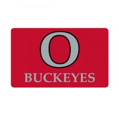 Ohio State University Buckeyes Custom Return Address Labels - Free Shipping. Your University Return Address label on your College Announcements will emphasize your team spirit.
