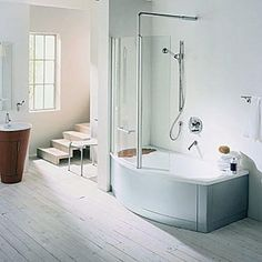 Small Soaking Tub Shower Combo Reviews Bathroom Design ideas