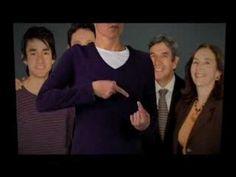 "D-PAN ""Beautiful"" ASL Music Video"