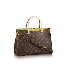 Pallas a través de Louis Vuitton