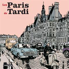 Les Paris de Tardi