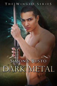 """Recensione+in+Anteprima:+""""Dark+Metal""""+di+Simona+Busto+-+Serie+The+Winged+#2"""