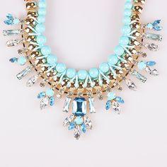 Mode Statement Halskette