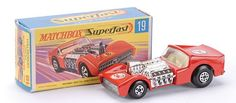 A price / valuation and model variation guide for the Superfast range of die cast toys by Lesney Matchbox. Toys R Us Kids, Matchbox Cars, My Youth, Tin Toys, Cool Toys, Hot Wheels, Diecast, Lightning, Corgi