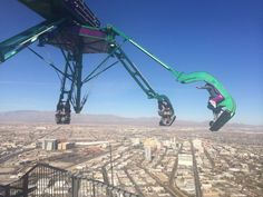 Karusell am Stratosphere Tower, Las Vegas