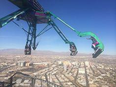 Karusell am Stratosphere Tower, Las Vegas