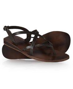 Superdry Tarifa sandalen - Schoenen voor Dames
