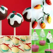 christmas cake pops ideas - Google Search