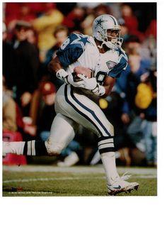 Michael Irvin Throwback 8x10 Color Photo Dallas Cowboys NFL HOF