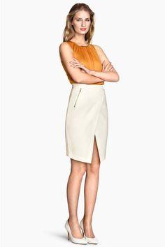 Wrap skirt | H&M