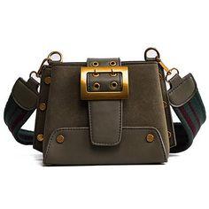 a7cdf8dbdb2 High Fashion Rivet Decorated Amazing Shoulder Bag. Types Of Bag