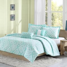 Intelligent Design Natalie 3-piece Duvet Cover Set   Overstock™ Shopping - The Best Prices on ID-Intelligent Designs Teen Duvet Covers