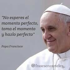 Go Straight to Video for Yoga Training Smart Quotes, Me Quotes, Papa Francisco Frases, Words Of Hope, Positive Motivation, Pope Francis, Religious Quotes, Dear God, Wallpaper Quotes