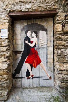 Dansa açılan kapı ...