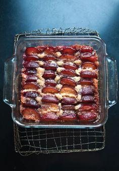 Plum Tart, Plum Cake Recipe | SAVEUR