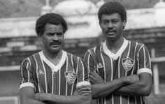 assis washington fluminense . Casal 20 encantou a torcida do Flu nos anos 1980 (Foto: Manoel Soares/Agência Globo)