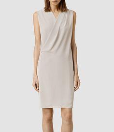 Womens Deni Dress (Peat) - product_image_alt_text_1