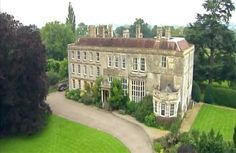 Elmore Court, Gloucestershire. My ideal venue.