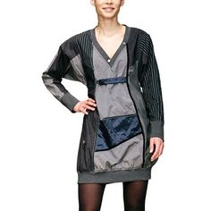 Murcielago Dress Gray, $79, now featured on Fab.