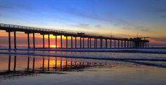 La Jolla Shores, San Diego, Calif.