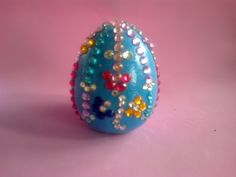 huevo decorado