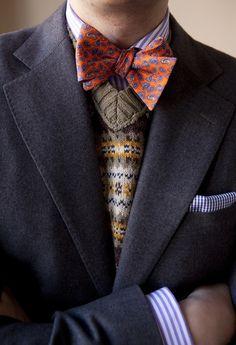 The Preppy Fox — suitboss:   110% cool More men's fashion.