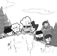 Bts Hiphop Monster, Hip Hop Monster, Bts Chibi, Min Suga, Kpop Fanart, Webtoon, Boy Bands, Snoopy, Scene