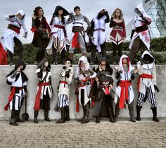 assassin's creed cosplay tutorial - Recherche Google