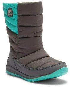 93358b8678329 Sorel Whitney Mid-Top Waterproof Boot (Little Kid   Big Kid) Waterproof  Boots