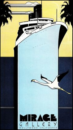 Patrick Nagel – Mirage Gallery Serigraph Poster in limitierter Auflage Patrick Nagel, Character Illustration, Illustration Art, Nagel Art, Art Deco, Bachelor Of Fine Arts, Hollywood, Arte Pop, Dope Art