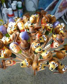 Toy Story pinchos para gomitas