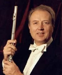 The English Chamber Orchestra's and L.S.O.'s, long serving former principal flute, William Bennett (known as Wibb). Wibb was pupil of Jean-Pierre Rampal.