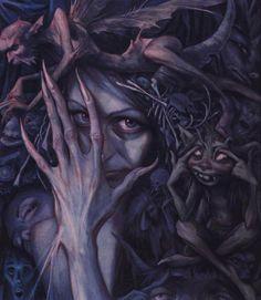 Bad Fairies and Pixies | al Froud12 The Queen of Bad Faeries