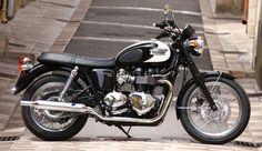 Triumph Motorcycles - Bonneville T100