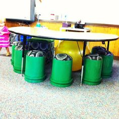 The High-Tech Teacher: Stuff Students Say and Other Classroom Treasures: Bucket Chairs and Fab Finds!