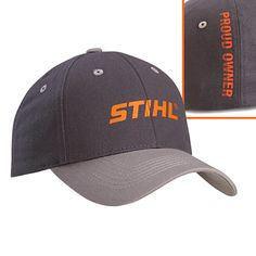Buy a Proud STIHL Owner Cap online today! See all STIHL OUTFITTERS™ Cap  products from North Country Tractor. da4152bc5837