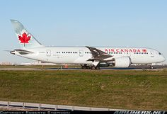 Air Canada Boeing 787-8