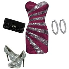 """New Year's Eve"" by melissa-rodriguez-1 on Polyvore"