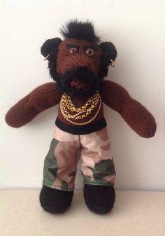 Mr.T Bear