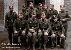TRAITORS OF THE RUSSIAN LAND.Volunteers Latvian SS Division