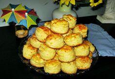Nagyi sajtos pogácsája Biscuits, Cake, Ethnic Recipes, Food, Breads, Crack Crackers, Bread Rolls, Cookies, Kuchen