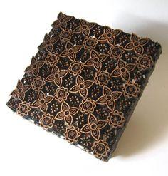 bali print batik blocks