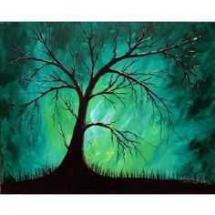 Tree wall art...for those with a tree obsession!
