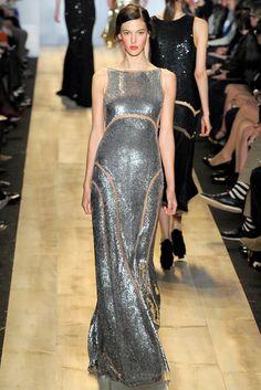 Michael Kors Collection Fall 2012 Ready-to-Wear Fashion Show - Ruby Aldridge