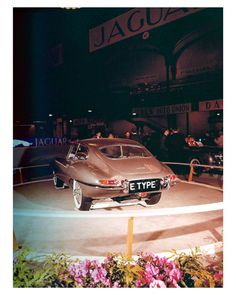 Classic Car News Pics And Videos From Around The World Jaguar Xk, Jaguar E Type, Sport Cars, Vintage Cars, Classic Cars, Automobile, Vehicles, Car Stuff, Motors