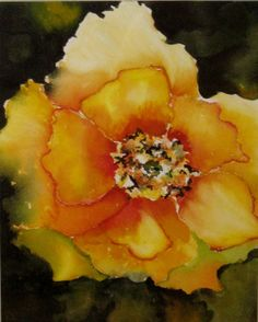 Nancy Knight   WATERCOLOR